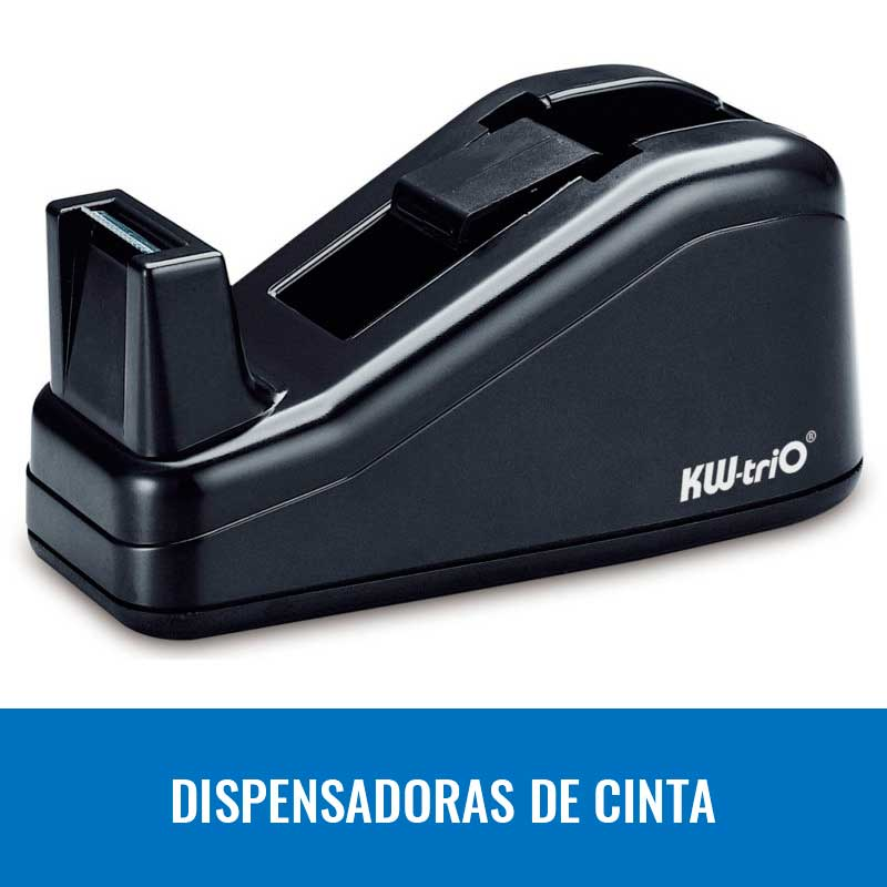 Dispensadoras de cinta