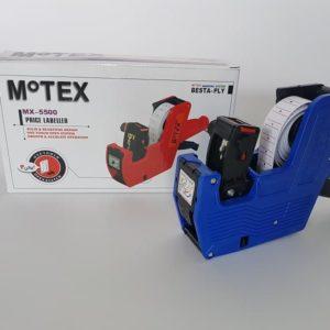 Tiqueteadora Motex MX-5500