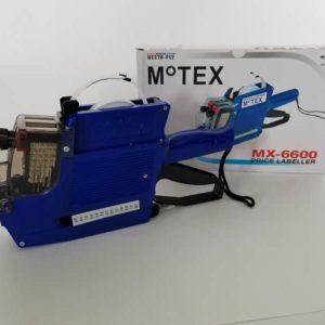 Tiqueteadora Motex MX-6600