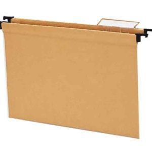 Folder colgante carton