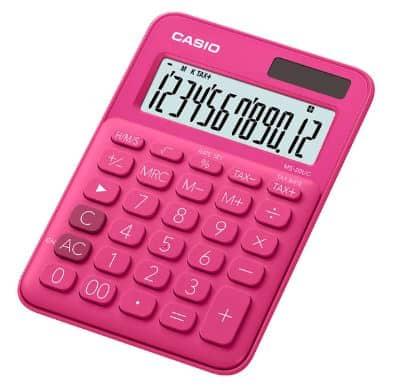 Calculadora CASIO MS-20UC-RD