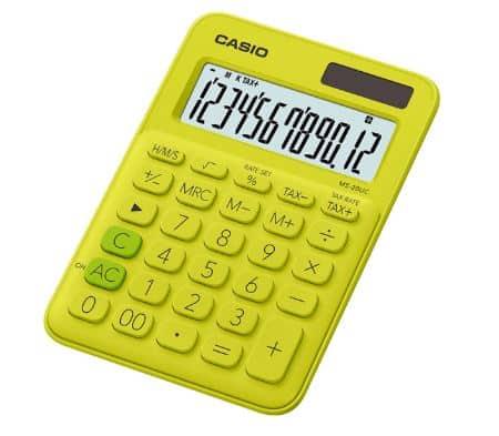 Calculadora CASIO MS-20UC-YG