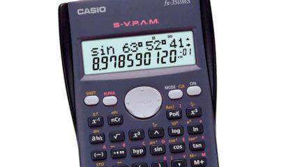 Calculadora científica en Bogotá